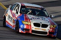 #46 Fall-Line Motorsports BMW M3: Trent Hindman, John Edwards