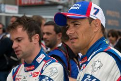 Stéphane Sarrazin et Nicolas Lapierre