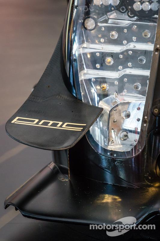 Apresentação do Lotus T129 LMP1: detalhes