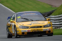 Alvin Powell, Ex Anthony Reid 2000 BTCC Ford Mondeo ST