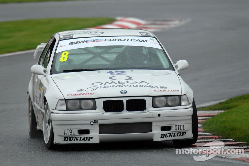 Darren Fielding, Ex Stefano Modena 1993 BMW 318i
