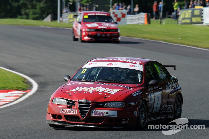 Neil Smith, Ex Stefano Modena 1997 Alfa Romeo 156