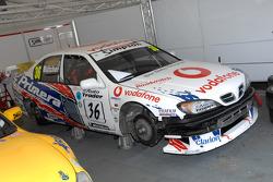 David Leslie 1999 BTCC Nissan Primera ST