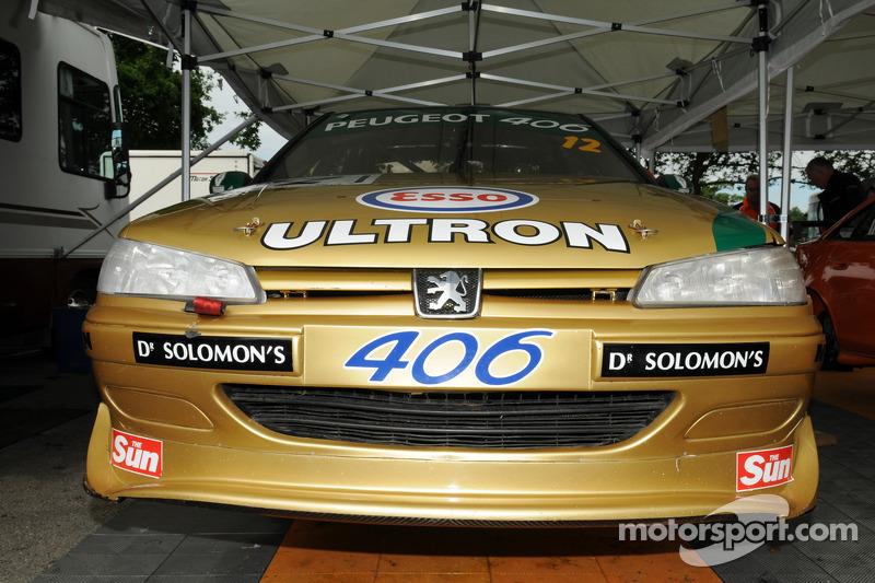 Tim Harvey 1998 BTCC Peugeot 406 ST