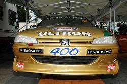 Ex Tim Harvey 1998 BTCC Peugeot 406 ST