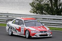 James Dodd, Ex 1999 James Thompson BTCC Honda Accord ST