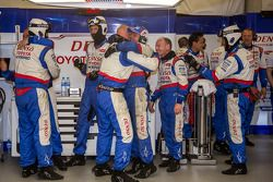 Pole 2014 pour Toyota