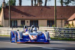 Prototype deux places au Mans