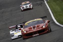 #26 FF Corse Ferrari 458 Challenge: Calum Lokie, David Mason
