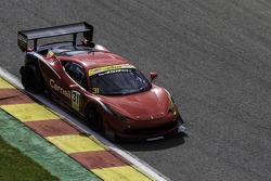 #21 Bamd Ferrari 458 Challenge: Darren Nelson, Nigel Greensall