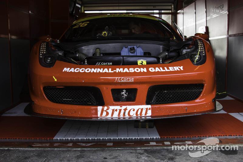 Ferrari : Détail