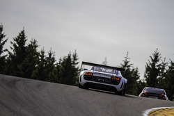 #21 Simpson Motorsport Audi R8 LMS GT3: Peter Cook, Frank Pelle