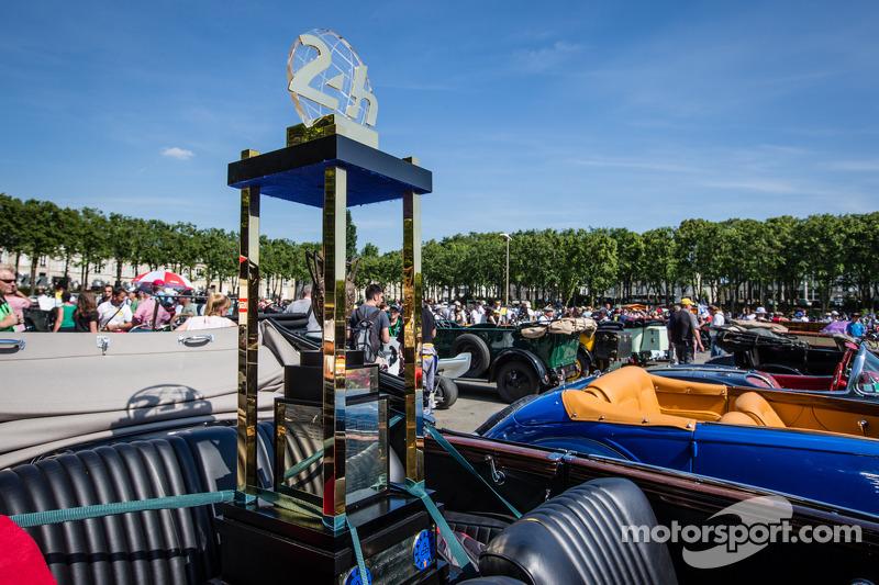 La 24 Ore di Le Mans trofeo