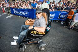 Newblood By Morand Racing'den yeni top sandalye
