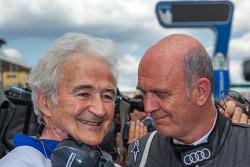 Hugues de Chaunac and Dr. Wolfgang Ullrich