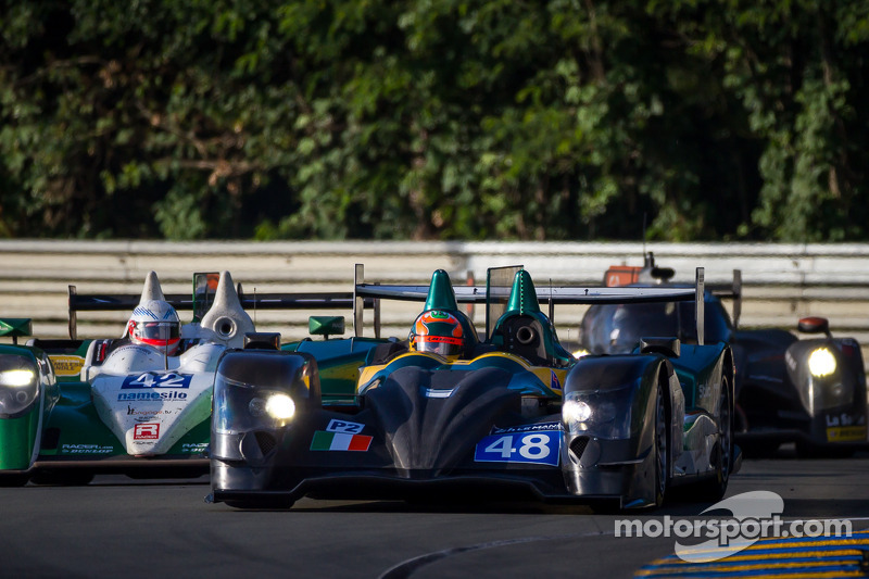 #48 Murphy Prototypes Oreca 03 - Nissan: Nathanael Berthon, Rodolfo Gonzalez, Karun Chandhok