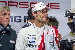 Course terminée pour la Porsche 919 Hybrid n°20 : Mark Webber