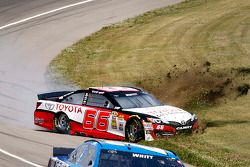 Problemen voor Brett Moffitt, Toyota