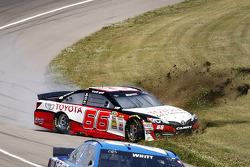 Trouble for Brett Moffitt, Toyota