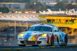 #75 Prospeed Competition Porsche 911 GT3 RSR (997): François Perrodo, Emmanuel Collard, Markus Palttala