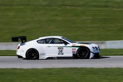 Butch Leitzinger test de Bentley Continental GT3