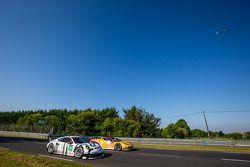 #91 保时捷 曼泰车队 保时捷 911 RSR (991): 帕特里克·皮勒, 约格·伯格麦斯特, 尼克·坦迪, #66 JMW Motorsport 法拉利 458 Italia: 阿卜杜拉兹·阿尔费萨尔, 赛斯·奈曼, 斯潘瑟·庞佩利