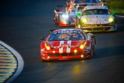 #70 Team Taisan Ferrari 458 Italia: Shinji Nakano, Pierre Ehret, Martin Rich
