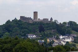 Het Nürburg-kasteel