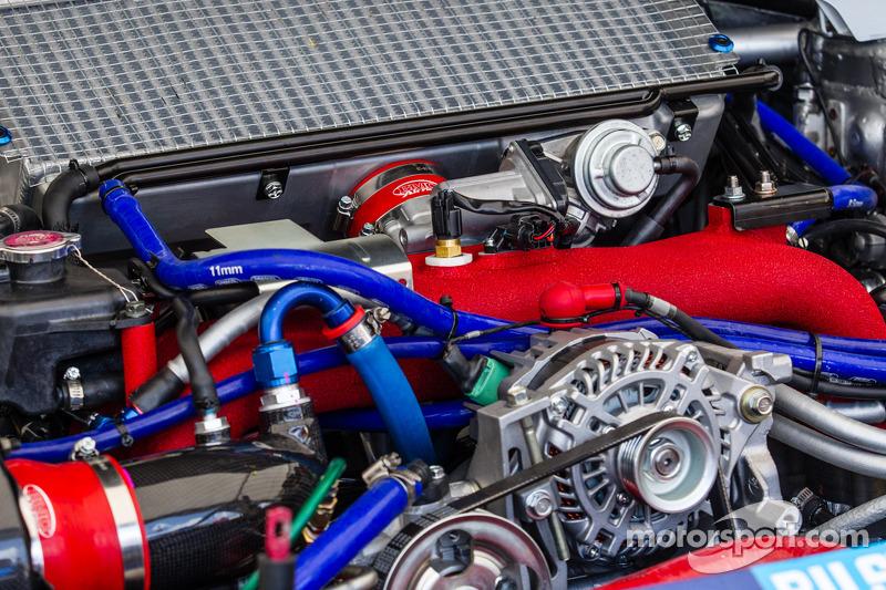#118 斯巴鲁 Tecnica International 斯巴鲁 WRX STI 引擎