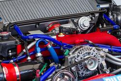 #118 Subaru Tecnica International Subaru WRX STI engine