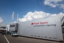 Audi Sport vrachtwagen