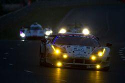 #58 Team Sofrev ASP Ferrari 458 Italia: Fabien Barthez, Anthony Pons, Soheil Ayari