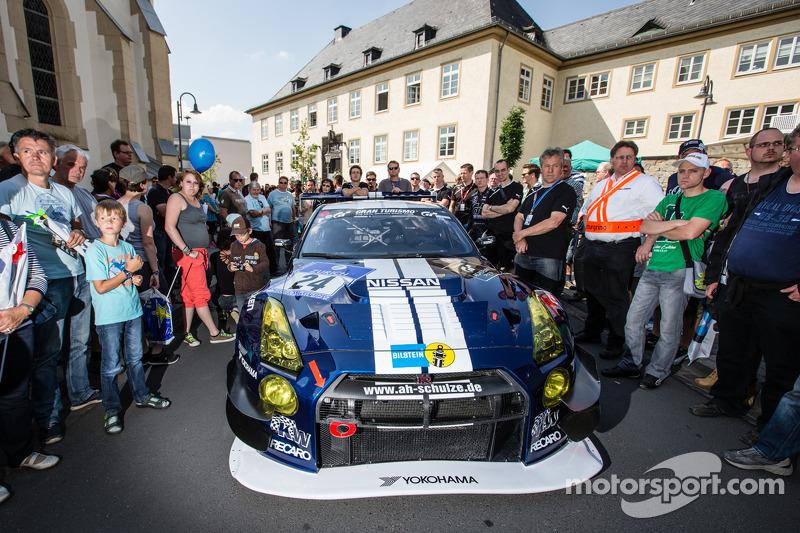 #24 Schulze Motorsport 日产 GT-R Nismo GT3