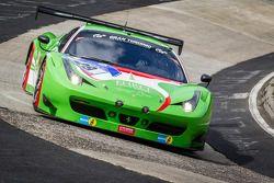 #29 GT Corse by Rinaldi Ferrari 458 Italia GT3: Alexander Mattschull, Andrea Barlesi, Pierre Ehret, Mike Jäger