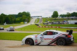 #51 SFR Enterprises, LLC Nissan 370Z: Ric Bushey