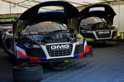 #21 Global Motorsports Group Audi R8