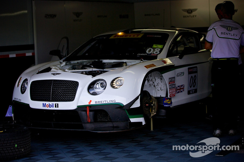 #08 Dyson Racing Team Bentley Bentley V8 T