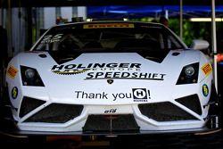 #25 Reiter Engineering Lamborghini Gallardo FL2
