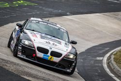 #181 Adrenalin Motorsport BMW Z4 3.0si: Christian Büllesbach, Christian Drauch, Werner Gusenbauer, J