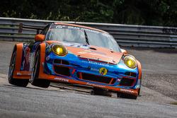 #71 Kremer Racing Porsche 997 GT3 KR: Eberhard Baunach, David Schiwietz