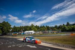 #67 Teichmann Racing Porsche 911 GT3 Cup: Dominik Brinkmann, Felipe Laser