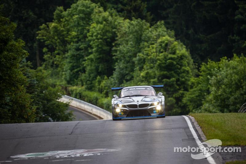 #27 Walkenhorst Motorsport 宝马 Z4 GT3: 拉尔夫·厄费尔豪斯, 亨利·瓦尔肯霍斯特, 马克斯·赞德里特尔