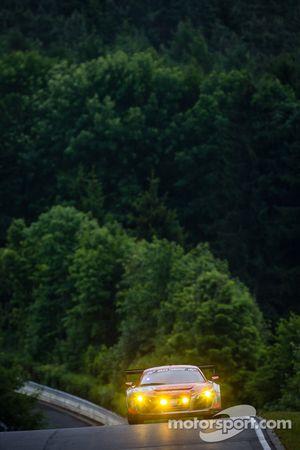 #502 Audi Race Experience Audi R8 LMS ultra: Felix Baumgartner, Marco Werner, Frank Biela, Pierre Ka