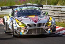 #26 Marc VDS Racing BMW Z4 GT3: Bas Leinders, Markus Palttala, Nicky Catsburg, Dirk Adorf