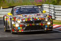 #28 Walkenhorst Motorsport BMW Z4 GT3: Stefan Aust, Peter Posavac