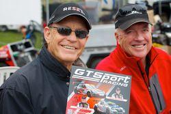 GTSport Racing Jack Baldwin (Sol) ve Buz McCall (Sağ)