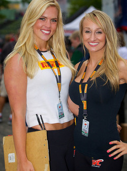 Hôtesses Pirelli