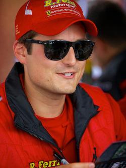 R. Ferri Motorsport Nick Mancuso