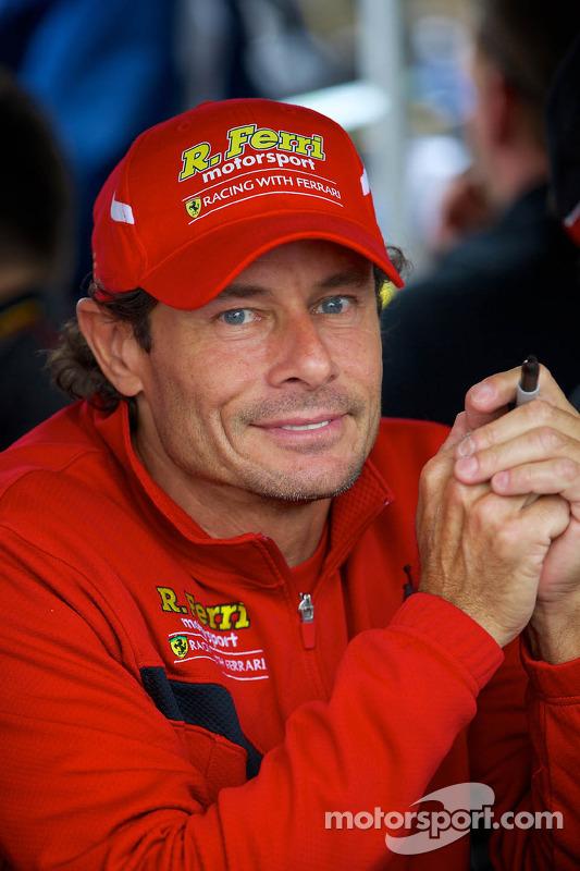 R. Ferri Motorsport Anthony Lazzaro