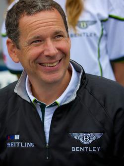 Dyson Racing Team Bentley Butch Leitzinger